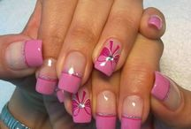 my nails / by Lisa Herrs