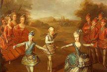 Fashion-Rococo and Georgian / by Anna *