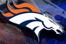 Denver Broncos / by Peggie Barker