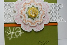 Stampin' Up! ® - Daydream Medallions / by Rochelle Blok, Independent Stampin'  Up! Demonstrator