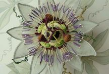 Embroidery Stumpwork & Goldwork / by Laura Ulak