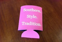 Southern Hospitality  / My love for the South / by Stephanie Smith