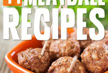 Meatballs / by Vicki Lund