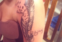 tattoos / by Chelsea S