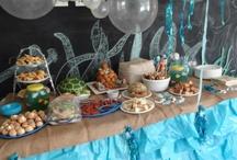 Mermaid Party / by Jenni Vixen