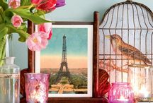 Vignettes / by Malmaison {French Style For Your Home}