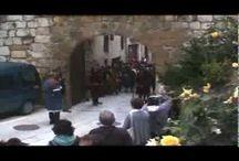 10 -  1  Estella Lizarra   Semana  Medieval / Estella Lizarra (Navarra)  Semana  Medieval Celebraciones  conmemorativas de la vida Medieval / by Casa Rural Urbasa Urederra