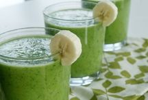 Juicing/Cleansing/Smoothies / by Stormie