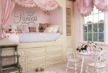 girl room / by judy jefferson