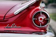 60s cars / by Donatella
