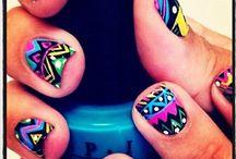 nail art / by Emilia P.