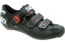 Sidi Shoes / Sidi Shoes are the top of the line cycling shoes!  Durable and super functional. / by Cycling Boards