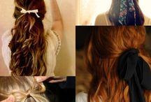 Cute Hair / by Pam Dillashaw