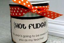 Teacher Gifts / by Jenn Miller