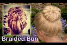 &Hair& / by .:Kat Girkin:.