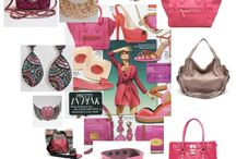Pink Fashion Accessories / by Mimi Boutique