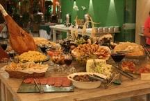 Mariage - Mesa de frios / by Food Investigatrice