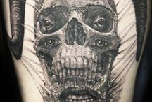 Tattoos... / All Type Of Art.. / by HMΔ ..