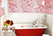Bathroom - interior design / by rustic rooster interiors