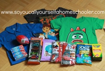 operation christmas boxes / by Missy K