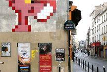 On the street... / by Jacqueline Janssen
