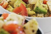 Salads / by Mark/Marcia Jewett