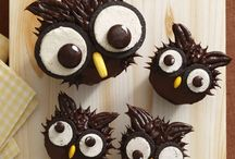 Cupcakes/treats for Halloween and Fall / by Gabriela Gamboa