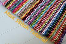 Crochet: Stitches / by Jennifer Utz