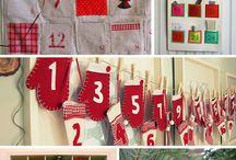 Holiday DIY/Decor Ideas / by Wendy Reitz