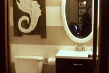 Bathroom Makeover / by Jennifer Shimeld