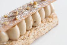 Pâtisseries et douceurs gourmandes / by Graine de Tendresse