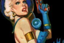 Sci Fi / by Timothy Danger