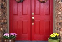 Red Doors / by Ann Bucy