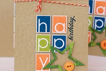 Card Making / by Kristy Richards