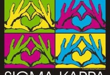 Sigma Kappa Love / by Amber Anderson