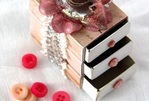 gift boxes and candy holders / by Kathy Jones