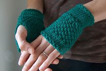 My handknit handwarmer collection / by Kelley Petkun