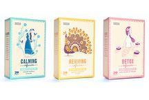 When in doubt drink tea / by Signe Bruun