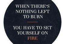 Note to Self / by Carlene Deutscher