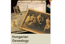 Roots in ℋungary / Ancestral villages in Hungary / by Smαℓℓest ℒeαf