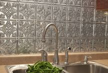 Father/Daughter Backsplash Project / by Katie Frampton