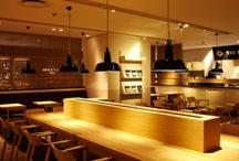 Tokyo cafes / by Quek Amanda