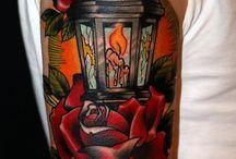 tattoos / by Christina Garcia