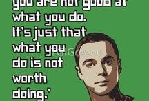 Sheldon-Mark's favorite / by Audrey Carney