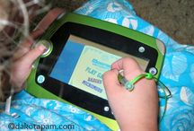 LeapFrog Products I love / I'm a mom of six who has been enjoying LeapFrog products with my kids since 1996. / by Dakotapam.com
