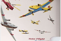 Vintage Airplanes / by Corrie Sullivan