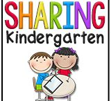 Sharing Kindergarten / by Mary Amoson