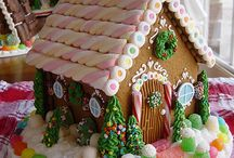 We Love Gingerbread! / The smells, tastes, and images of gingerbread houses are a memorable part of childhood and provide a foundation for literature study and reasons to bring families into the classroom to celebrate the season. / by Nellie Edge