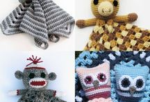 Crochet toys / by Gregg-Cassie Hennen