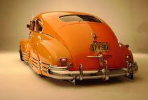 auto's / by Judith de Vries